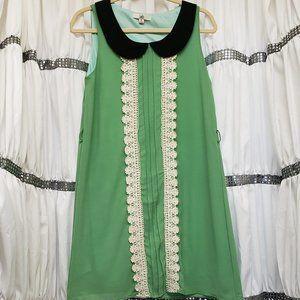 Ya Los Angeles Silk Blend Retro Green/Mint Sheath
